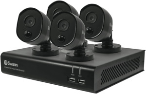 NEW Swann SWDVK-444804BV-AU 4 Camera Full HD 1080p DVR-4480 CCTV Security System