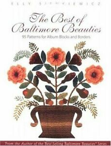The Best of Baltimore Beauties: 95 Patterns fo... by Sienkiewicz, Elly Paperback