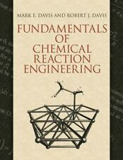 Dover Civil and Mechanical Engineering: Fundamentals of Chemical Reaction...