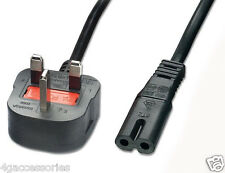 NEW UK Mains Power Lead Cable Cord For Apple TV 2nd and 3rd Generation