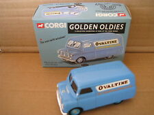 CORGI GOLDEN OLDIES BEDFORD CA VAN OVALTINE  OLD SHOP STOCK   LTD ED    #05602