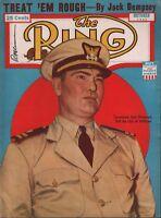 Jack Dempsey War Bonds The Ring October 1942 051118DBX