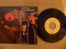 ROGER TAYLOR.FUTURE MANAGEMENT.SINGLE.DUTCH PRESSING.