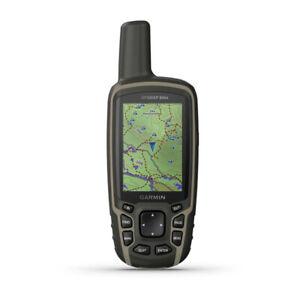 Garmin GPSMAP 64sx Handheld GPS with Navigation Sensors