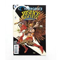 DC Comics Convergence: Justice Society of America #1 (2015)