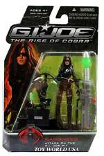 2009 G.I. Joe The Rise of Cobra Baroness Attack on the GI Joe Pit