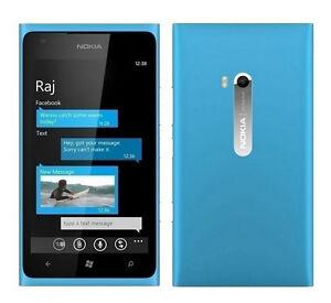 "Original Nokia Lumia 900 3G Wifi 8.0MP Windows 4.3"" Unlocked Mobile Phone"