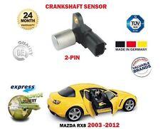 Pour Mazda RX8 1.3 2003 -- > Nouveau Vilebrequin Manivelle Arbre Angle Capteur N3A118221A
