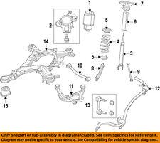 Jeep CHRYSLER OEM 13-15 Grand Cherokee Rear-Shock Absorber or Strut 68069671AE