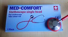 Stethoskop Stethoskope Stetoskop Stethoscope rot od schwarz DRK Arzt von Ampri
