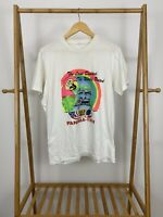 VTG 1993 Panama The Land Divided The World United July 4th T-Shirt Size L