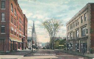 LACONIA NH - Main Street