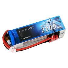 Gens Ace 3S 2200mAh 11.1V 25C/50C Lipo Battery Deans e-flight TURNIGY PARKZONE