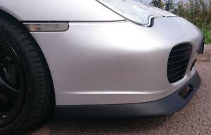 Porsche 996 911 Turbo / Carrera 4S AERO Splitter / Front Lip +45kg Downforce 👍