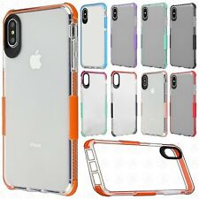 For Apple iPhone XS Max TPU Sturdy Bumper Anti Shock CANDY Gel Flexi Cover