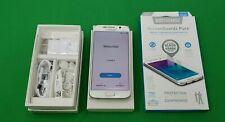 Mint inbox Samsung Galaxy S6 Sm-G920V - 32Gb White Pearl (Verizon) Gsm Unlocked