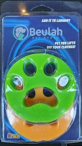 Beulah Pet Store 2 Pack Pet Hair Remover - Removes Cat Fur Dog Hair for laundry.