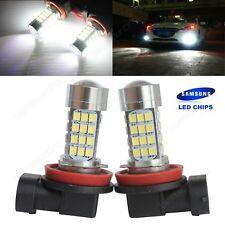 2x H11/H8 Canbus SAMSUNG LED Chips Nebelscheinwerfer Scheinwerfer Tagfahrlicht
