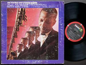 JOHN COLTRANE Transition LP IMPULSE! AS-9195 US 1970 McCoy Tyner Elvin Jones