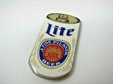 BEER MILLER LITE  LAPEL PIN BREWERY