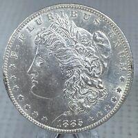 1885 O BU GEM MORGAN SILVER DOLLAR UNC MS+++ U.S. MINT RARE COIN - OFFER!