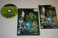 Dr. Muto Microsoft Xbox Video Game Complete