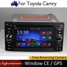 6.2 inch CAR DVD GPS Player Stereo  head unit For Toyota Camry 2002-2006