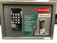 Honeywell 2073 Anti-Theft Safe with Digital Lock, .62 Cubic-Foot, Gray