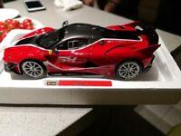 1:18 Bburago Diecast Ferrari FXX K FXXK EVO Car Model Signature Series Vehicles