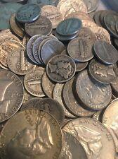 $1 Face Value - 90% Junk Silver U.S. Coin Lot - Half Dollars, Quarters or Dimes