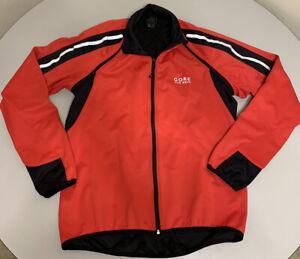 GORE BIKE WEAR Phantom WINDBREAKER Soft-Shell Convertible Bike Jacket LARGE L
