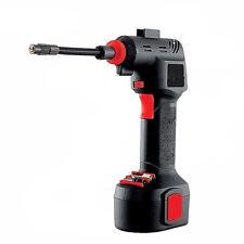 Handheld Air Compressor Rechargeable Pump tire car inflator 12v Digital Pressure