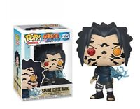 Funko pop naruto figura figure anime manga tv kubana mode sasuke curse mark