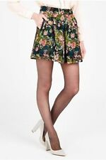 Above Knee Straight, Pencil Hand-wash Only Floral Skirts for Women