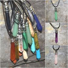 Crystal Crystal Amethyst Costume Necklaces & Pendants