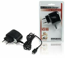 Eu 2 Pin Micro Usb Power Adapter Plug for all Micro Usb Devices Tablets Phones