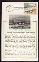 Cape Hatteras Hammond Maxi Card #1448 - 1451 First Day Natl Park Service Photo