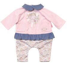 Baby Annabell Tag Outfit, Leggings und Kleid (Einteiler), Zapf Creation 700105
