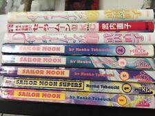 Sailor Moon Manga Collection