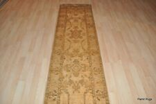 Hall Runner 15 Ft Handmade Authentic vegetable dyed handmade wool best quality