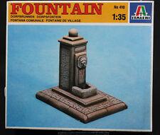 1:35 Italeri #410  Village Fountain. Diorama Accessory.