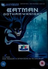 Batman - Gotham Knight DVD 2008 New And Sealed