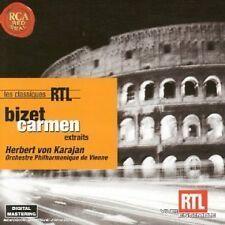 """CD NEUF """"Bizet : Carmen, les plus beaux extraits"""""""