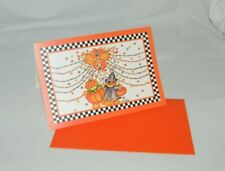 Lucy & Company : Current INC. Halloween Celebration / Holiday Card W/ Envelope