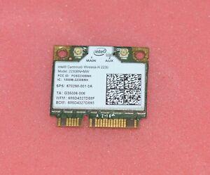 Intel Centrino 2230BNHMW Wireless-N 2230 WIFI Bluetooth BT Mini PCI-E Wlan Card
