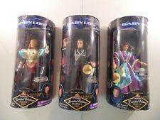 1997 Lot Babylon 5 Action Figures G Kar Sheridan Delen