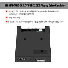 "SFRM72-TU100K 3.5"" USB 720KB Floppy Drive Emulator Diskette Diskettenlaufwerk zy"