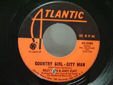 "BILLY VERA & JUDY CLAY  -  Country Girl - City Boy  /  So Good   7"" Vinyl Record"