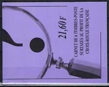Frankrijk booklet postfris 1996 MHN MH42 - Heros Francais du Roman (C059)