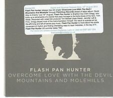 (EK600) Flash Pan Hunter, OverCome Love With The Devil - 2013 DJ CD